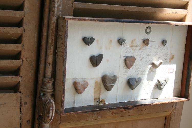 dekoratif taşlar