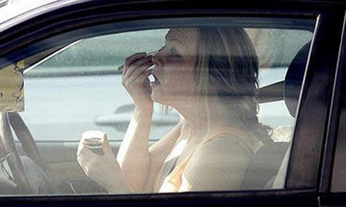 kadın-sürücü