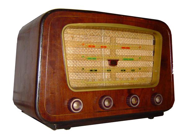 eski radyo