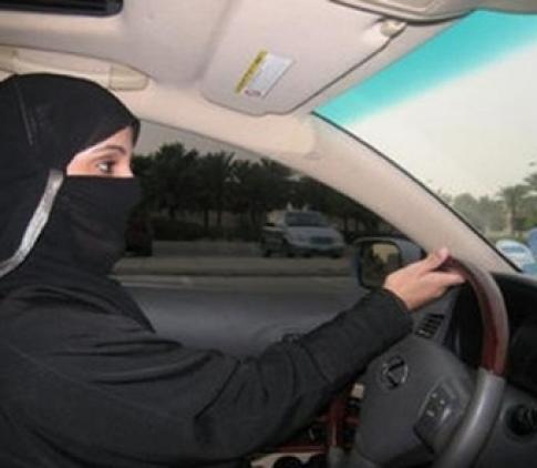 kadın sürücü