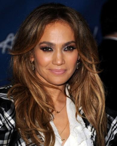 Jennifer Lopezin Saç Rengi Ve Tercihleri
