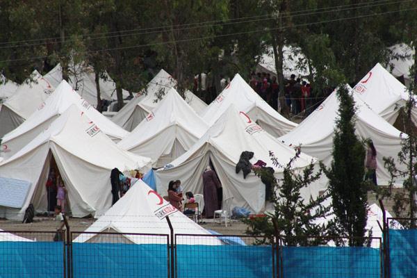 çadır kent