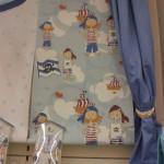 bebek odası için kumaş ve döşemelik seçenekleri