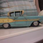 Minyatür dekoratif arabaları çok beğendim