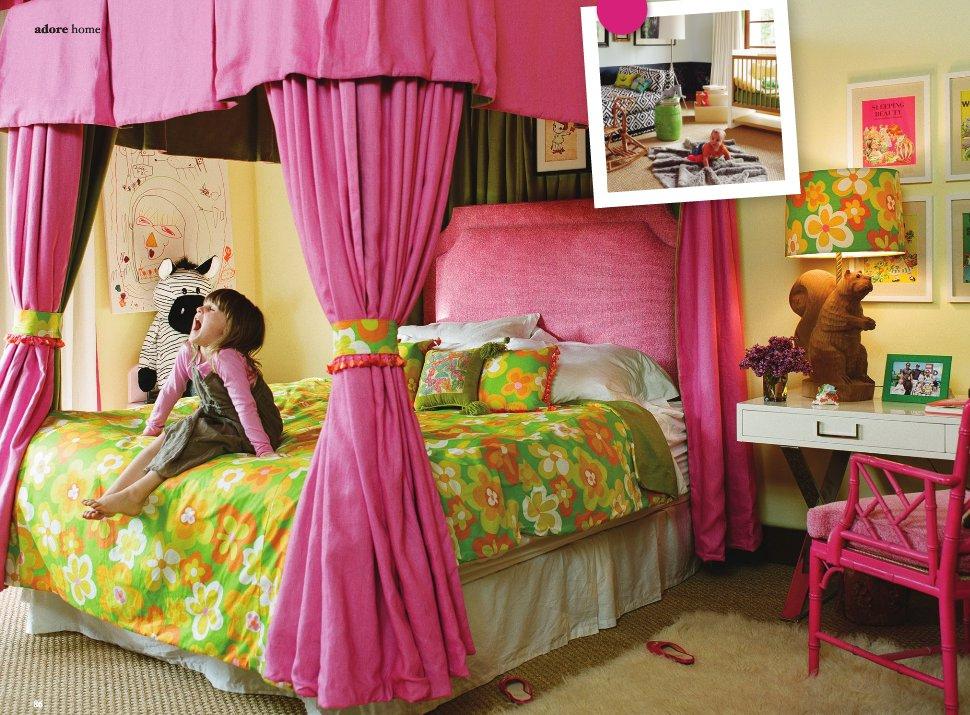 kız çocuk odası