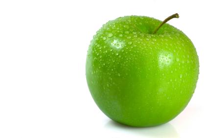 yeşil elma maskesi