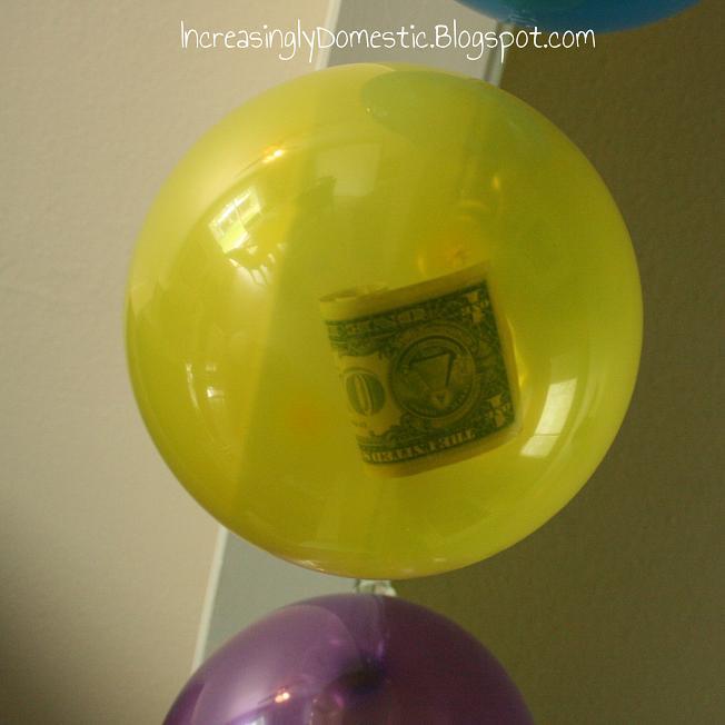 balon para