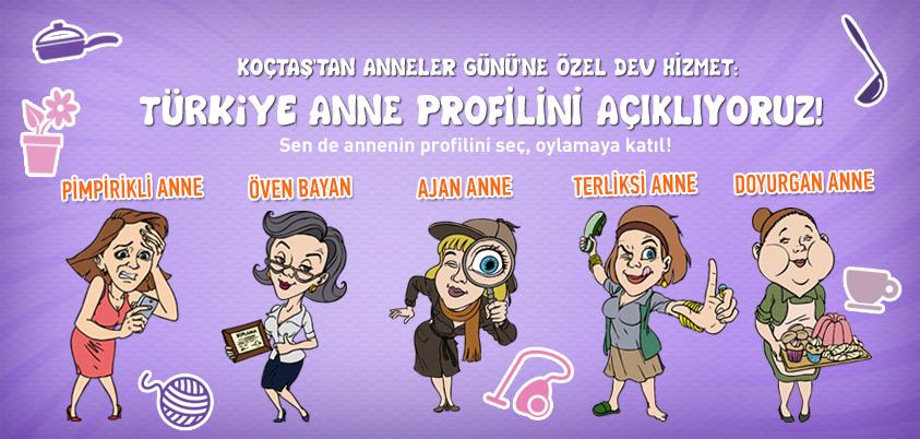 Türkiye'nin anneleri doyurgan çýktý