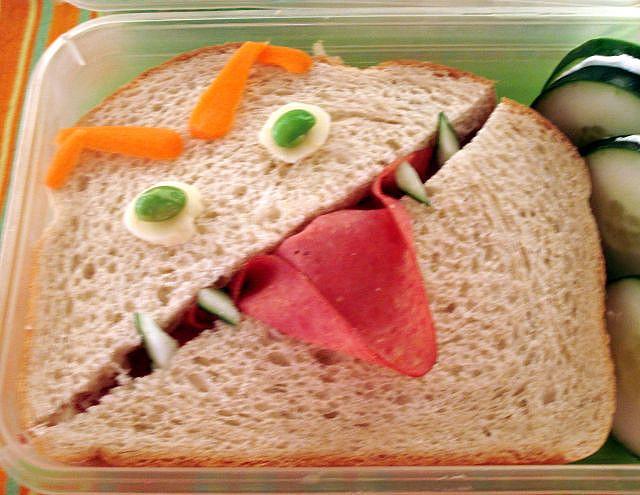beslenme sandviç
