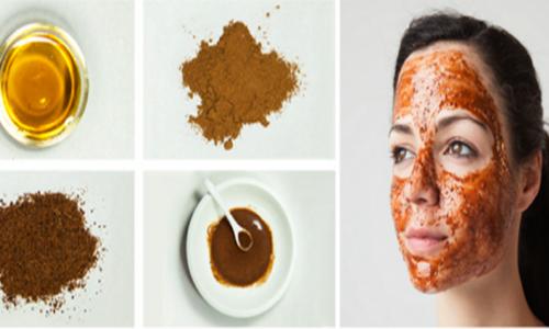 acne maske
