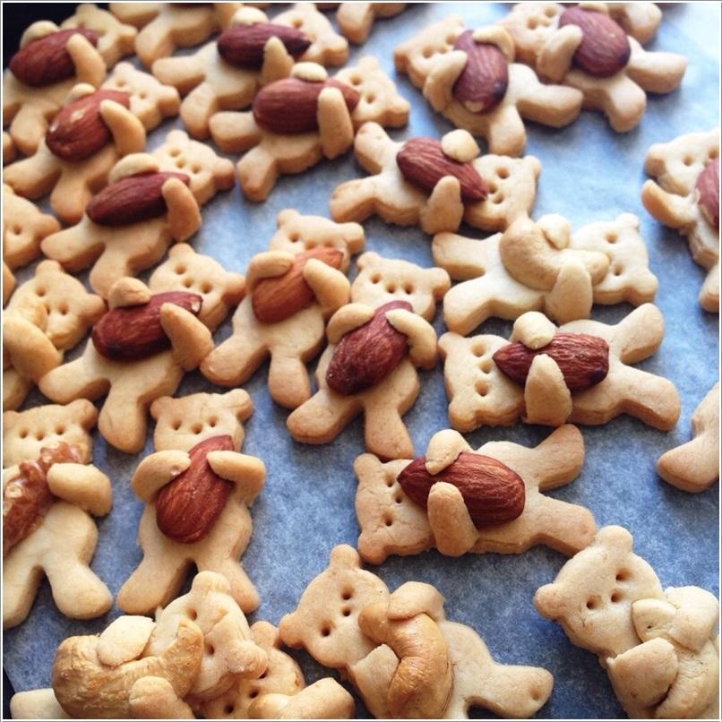kurabiye ayı