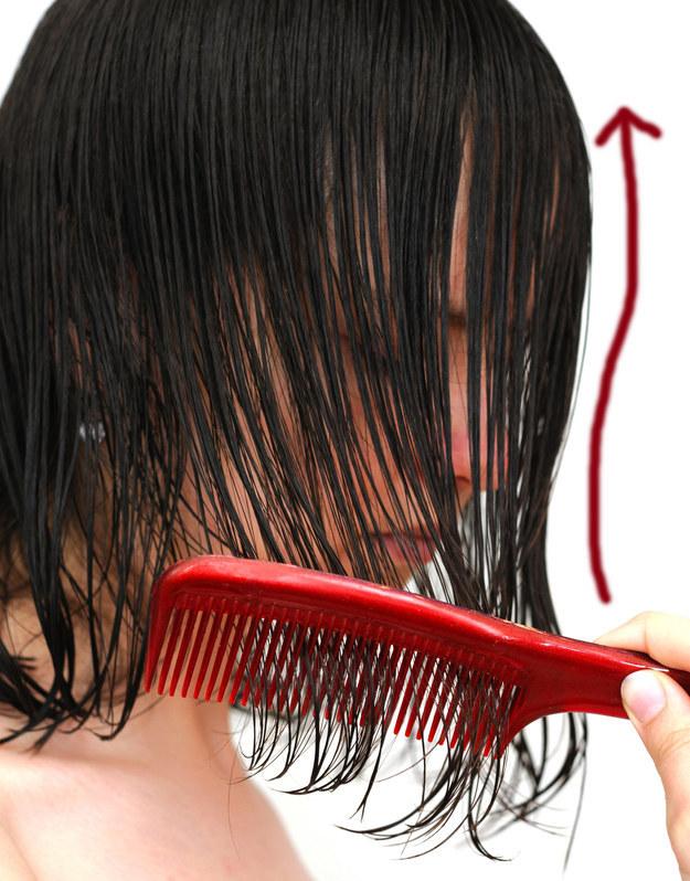 kıvırcık saç 1