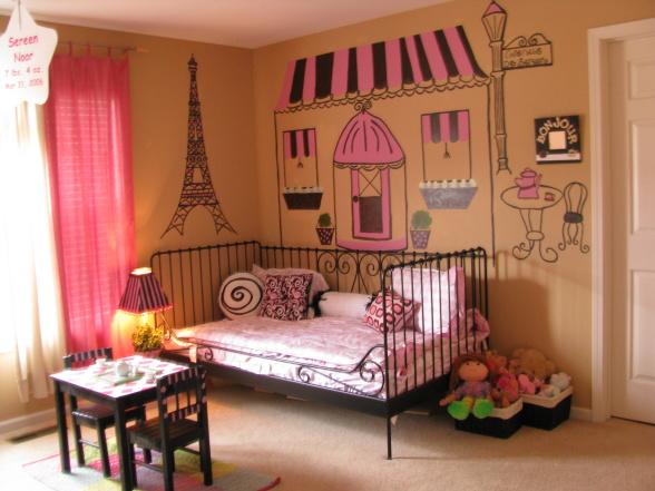 kız bebek odası dekorasyonu14