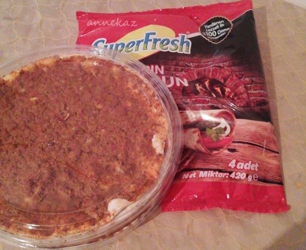 Superfresh Lahmacun paketi