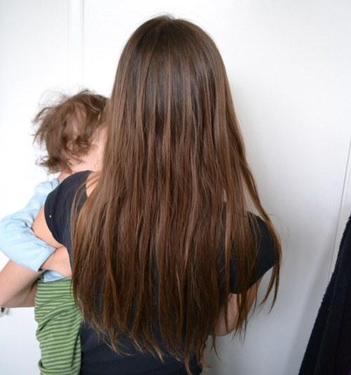 şampuansız saç yıkama7