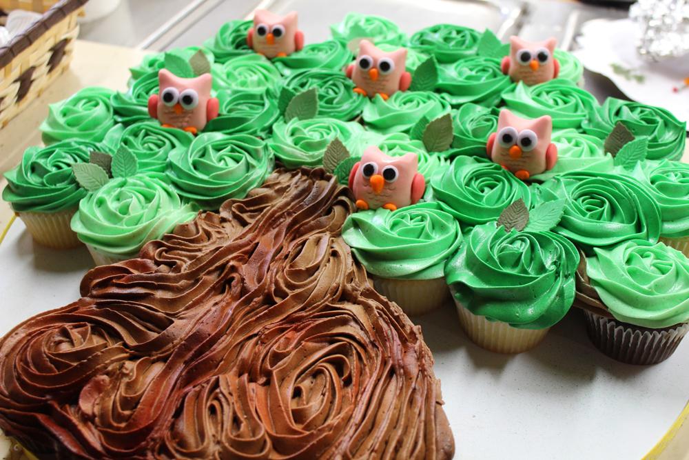 cupcake tree owl10