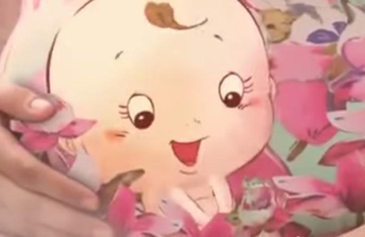 bebek animasyon