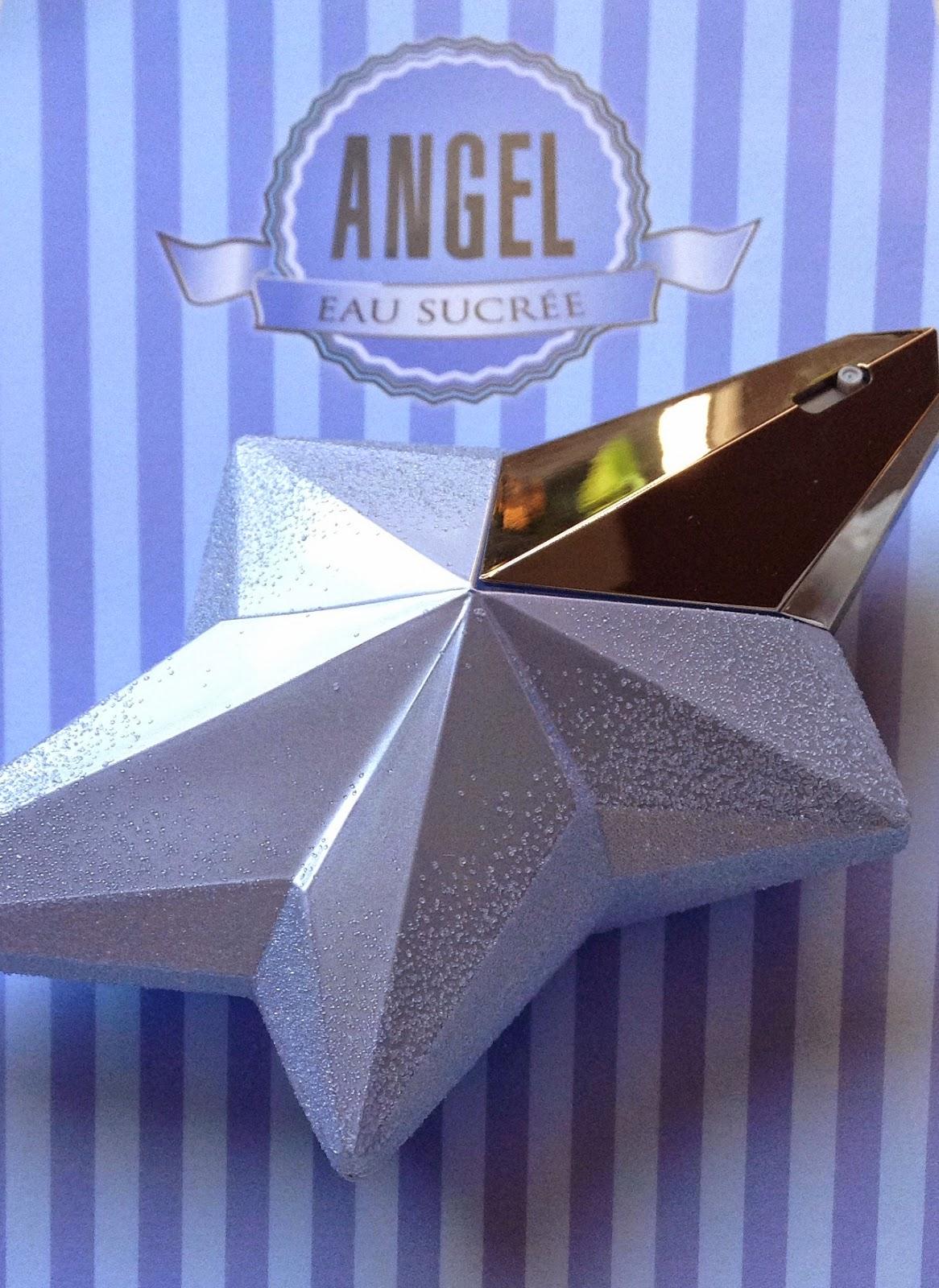 9. Thierry Mugler Angel Eau Sucree