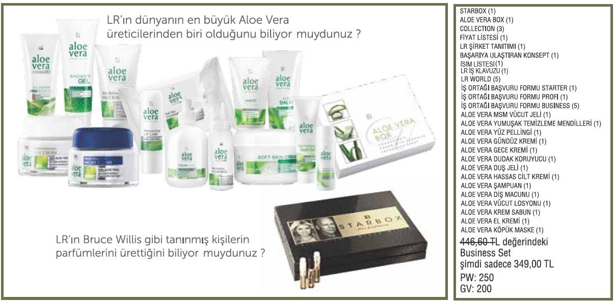 lr business paket