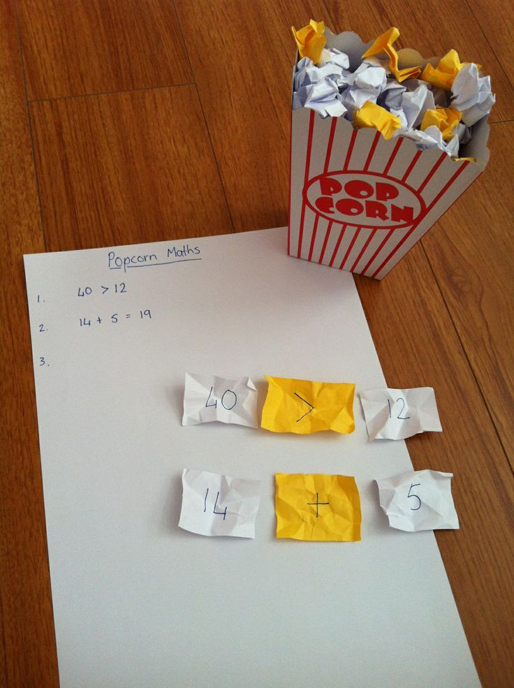 patlamış mısır matematik