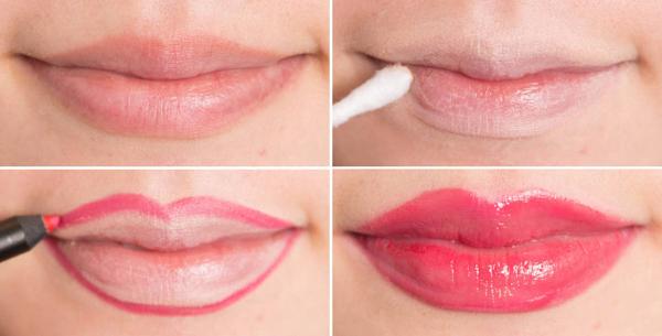 dudaklar daha dolgun