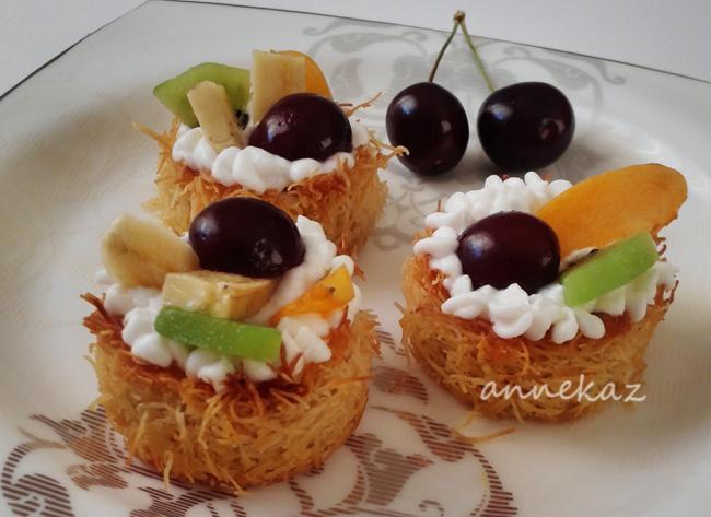 kadayıflı-meyve-tatlısı