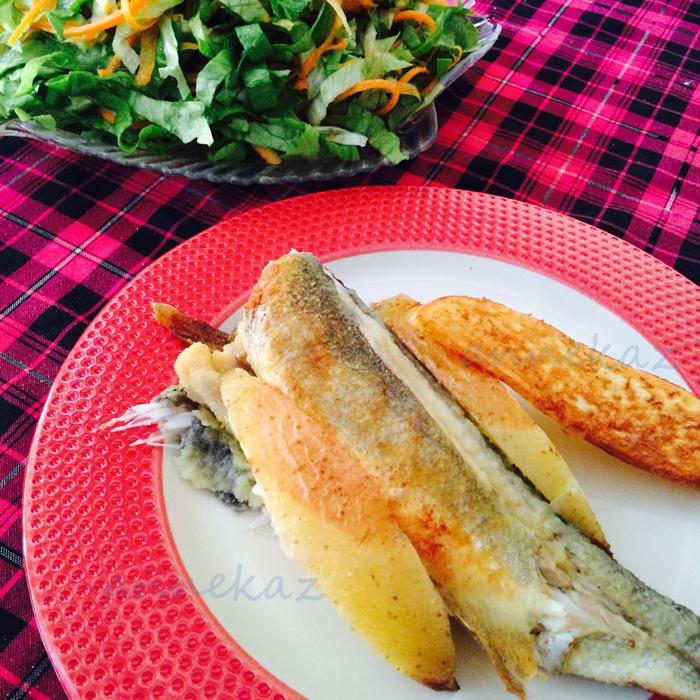 çift-taraflı-tavada-balık-pişirme