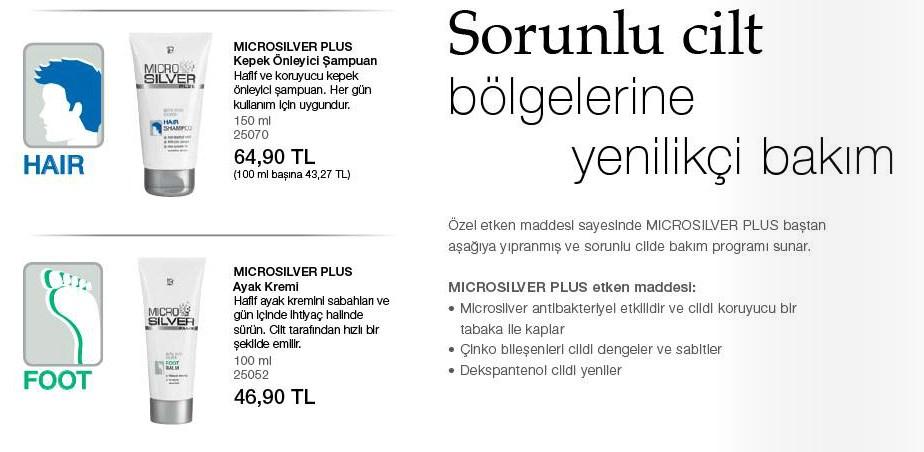 microsilver şampuan