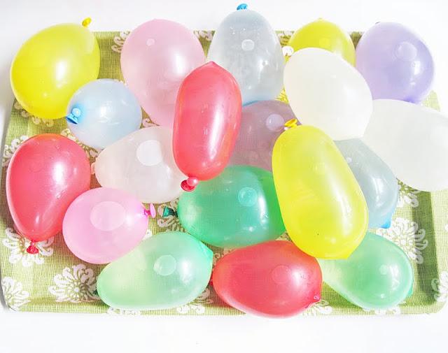 su balonu yarışı