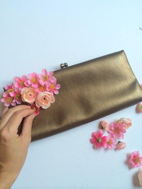 çiçekli çanta yapımı3