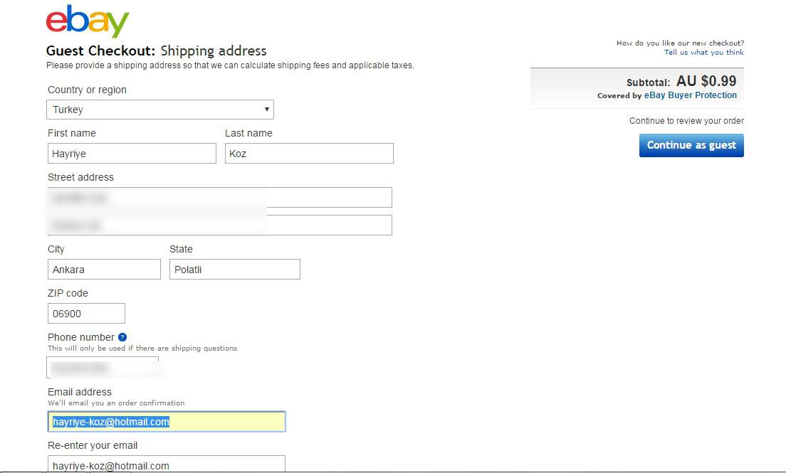 e-baydan-paypalsiz-alışveriş