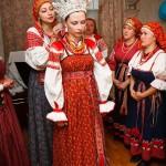 rusya geleneksel gelinlik