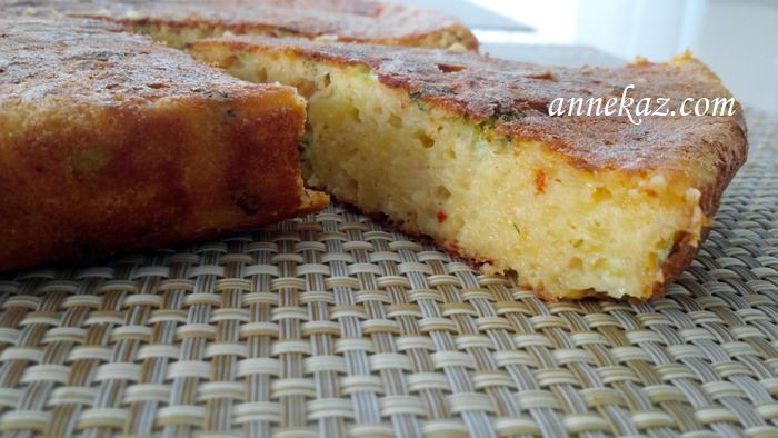 sebzeli kolay kek