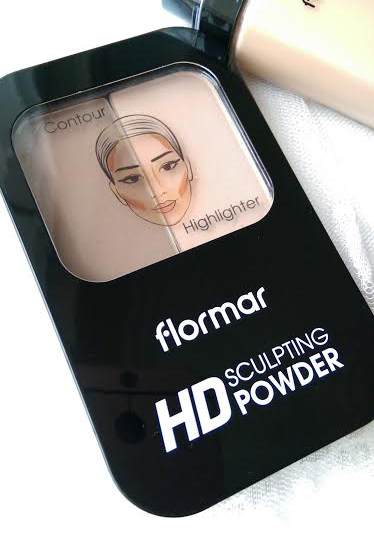 flormar YENİ SCULPTING HD POWDER