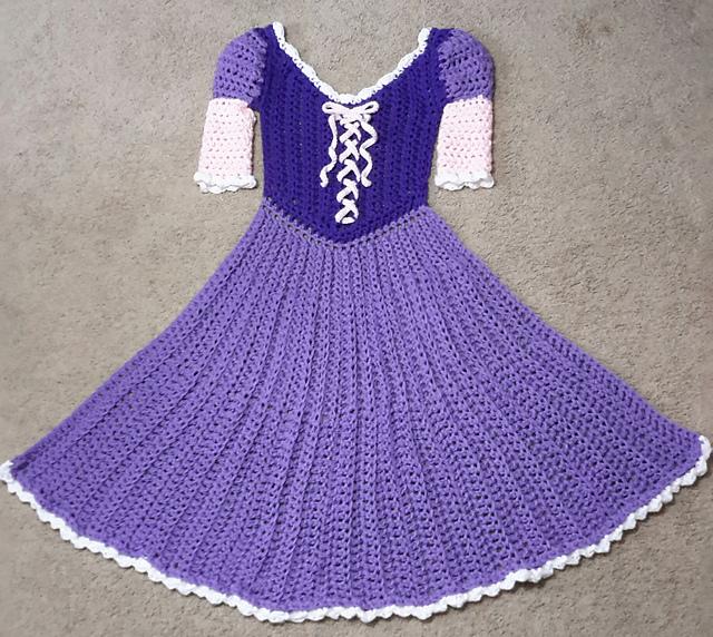 prenses elbisesi battaniye 2