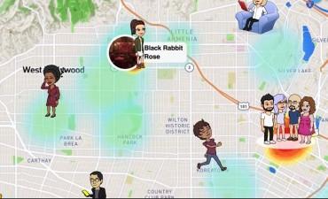 snapchat-harita