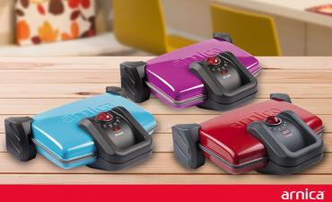 Arnica Blender ve Tost Makineleri Mutfağa Pratiklik Katıyor (1)