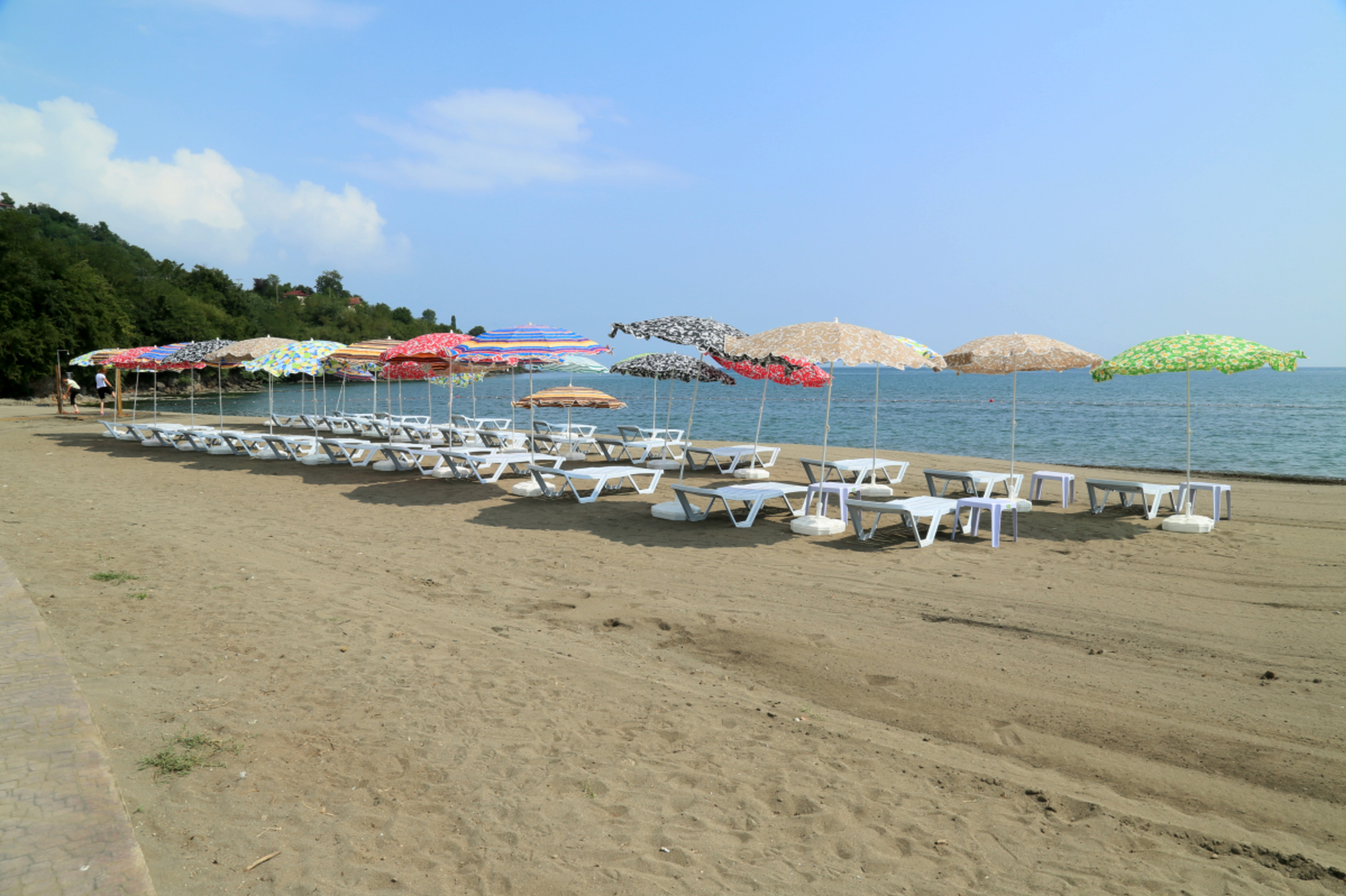 Efirli Kadinlar Plaji