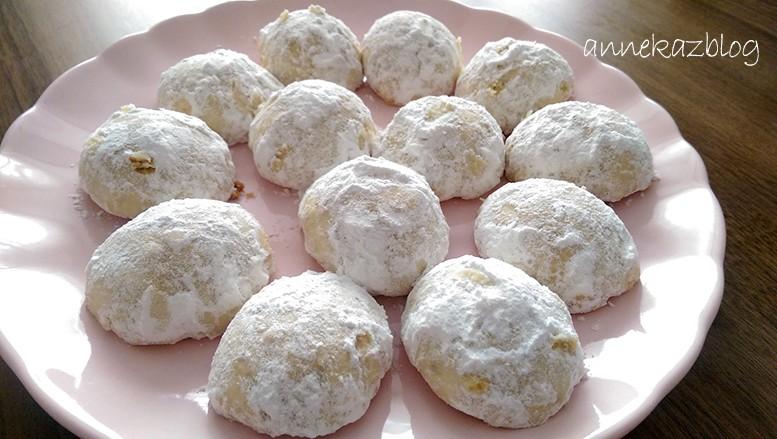 kar topu kurabiye 6