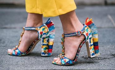 ayakkabı modasi 2018