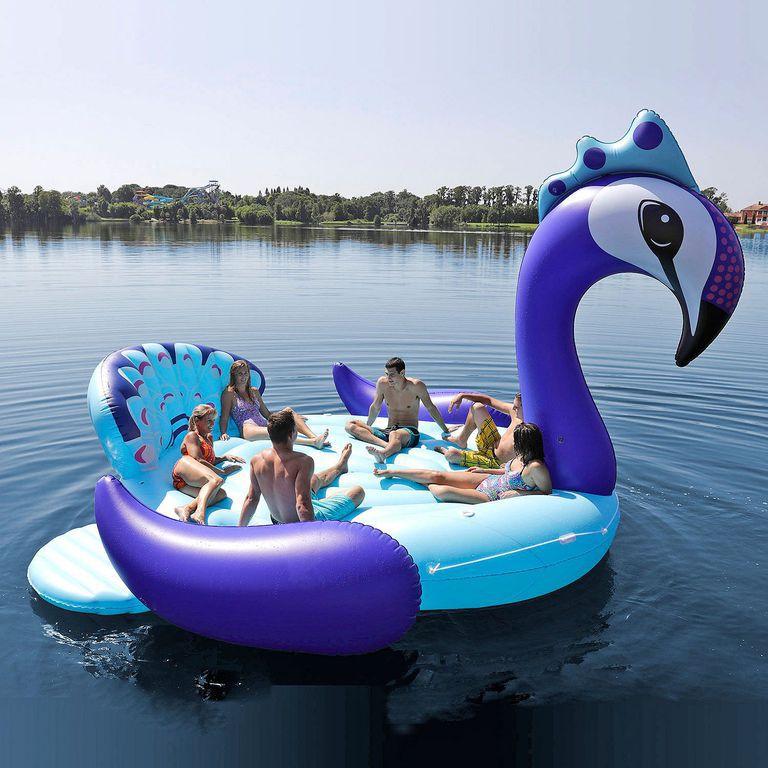 dev flamingo şişme 6
