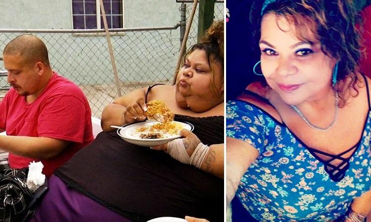 Лупе история похудения